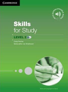 Skills for Study 2. Student's Book with Downloadable Audio - фото книги