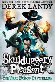 Книга Skulduggery Pleasant