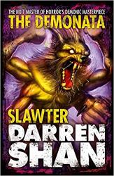 Slawter - фото обкладинки книги