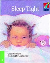 Sleep Tight ELT Edition - фото обкладинки книги