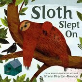 Sloth Slept on - фото обкладинки книги
