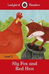 Sly Fox and Red Hen - Ladybird Readers Level 2 - фото обкладинки книги