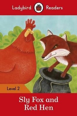 Sly Fox and Red Hen - Ladybird Readers Level 2 - фото книги