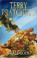 Small Gods : (Discworld Novel 13) - фото обкладинки книги