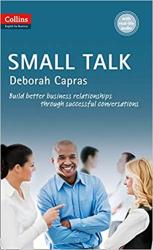 Small Talk: B1+ (Collins Business Skills and Communication) - фото обкладинки книги