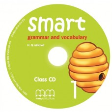 Аудіодиск Smart Grammar and Vocabulary 1 Audio CD