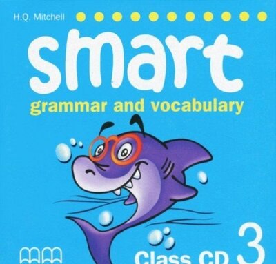 Аудіодиск Smart Grammar and Vocabulary 3 Audio CD