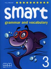 Smart Grammar and Vocabulary 3 Student's Book - фото обкладинки книги