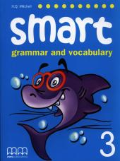 Книга для вчителя Smart Grammar and Vocabulary 3 Student's Book