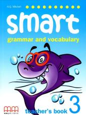 Smart Grammar and Vocabulary 3 Teacher's Book - фото обкладинки книги