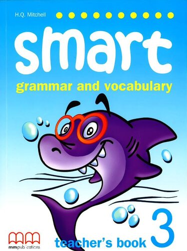 Книга для вчителя Smart Grammar and Vocabulary 3 Teacher's Book