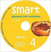 Smart Grammar and Vocabulary 4 Audio CD - фото обкладинки книги