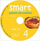 Підручник Smart Grammar and Vocabulary 4 Audio CD