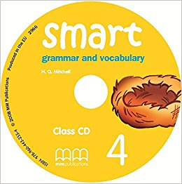 Аудіодиск Smart Grammar and Vocabulary 4 Audio CD