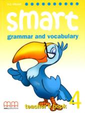 Аудіодиск Smart Grammar and Vocabulary 4 Teacher's Book