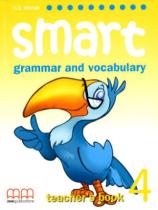 Робочий зошит Smart Grammar and Vocabulary 4 Teacher's Book