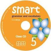 Smart Grammar and Vocabulary 5 Audio CD - фото обкладинки книги
