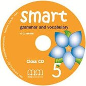 Підручник Smart Grammar and Vocabulary 5 Audio CD