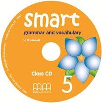 Посібник Smart Grammar and Vocabulary 5 Audio CD