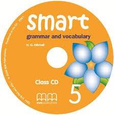 Аудіодиск Smart Grammar and Vocabulary 5 Audio CD
