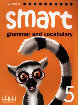 Підручник Smart Grammar and Vocabulary 5 Student's Book