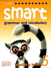 Smart Grammar and Vocabulary 5 Teacher's Book - фото обкладинки книги