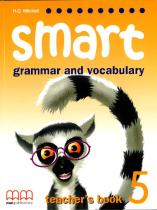Робочий зошит Smart Grammar and Vocabulary 5 Teacher's Book