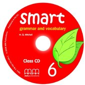 Підручник Smart Grammar and Vocabulary 6 Audio CD
