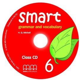 Smart Grammar and Vocabulary 6 Audio CD - фото книги