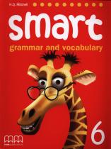 Посібник Smart Grammar and Vocabulary 6 Student's Book