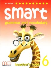 Smart Grammar and Vocabulary 6 Teacher's Book - фото обкладинки книги