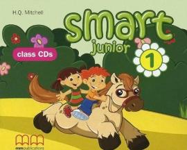 Smart Junior 1 Class Audio CD - фото книги
