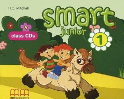 Аудіодиск Smart Junior 1 Class Audio CD
