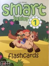 Smart Junior 1 Flashcards - фото обкладинки книги