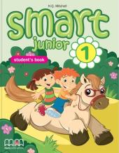 Smart Junior 1 Student's Book - фото обкладинки книги