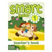 Smart Junior 1 Teacher's Book - фото обкладинки книги