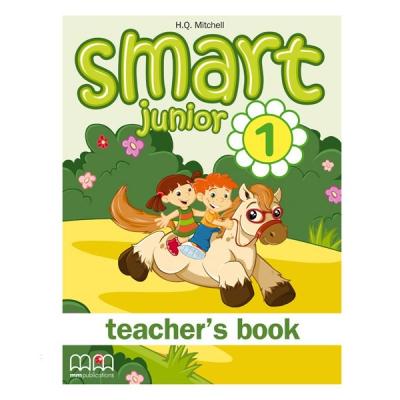 Книга для вчителя Smart Junior 1 Teacher's Book