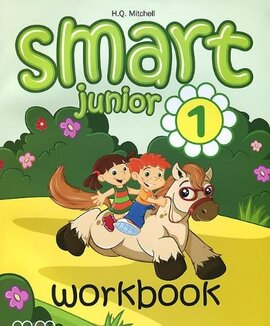 Smart Junior 1 Workbook + Audio CD - фото книги