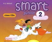 Smart Junior 2 Class Audio CD - фото обкладинки книги
