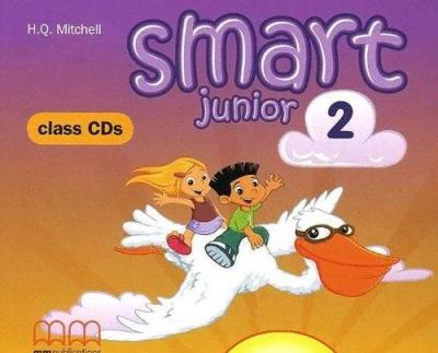 Аудіодиск Smart Junior 2 Class Audio CD