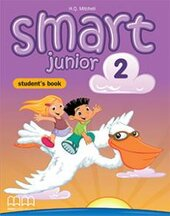 Smart Junior 2 Culture time for Ukraine - фото обкладинки книги