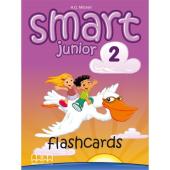 Smart Junior 2 Flashcards - фото обкладинки книги