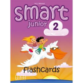 Smart Junior 2 Flashcards - фото книги