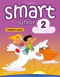 Smart Junior 2 SB Ukrainian Edition + ABC book - фото книги