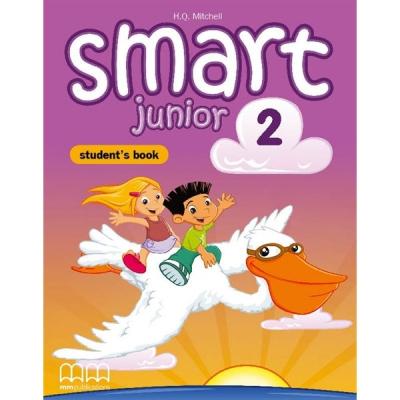 Підручник Smart Junior 2 Student's Book