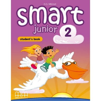 Підручник Smart Junior 2 Student's Book