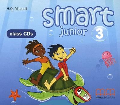 Аудіодиск Smart Junior 3 Class Audio CD