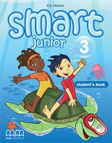 Посібник Smart Junior 3 Culture Time for Ukraine