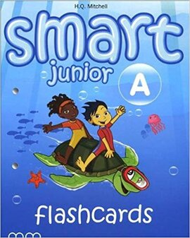 Smart Junior 3 Flashcards - фото книги