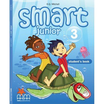 Підручник Smart Junior 3 Student's Book